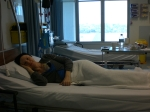 Chemo day unit 009